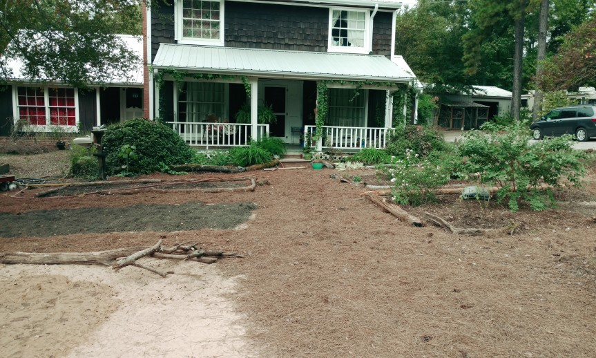 Front Yard Do-Over(Again)