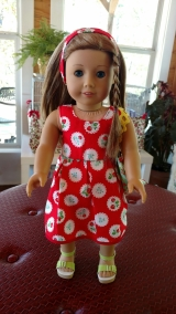 """It's sew nice to craft again! Or, """"The Doll Chronicles"""""""